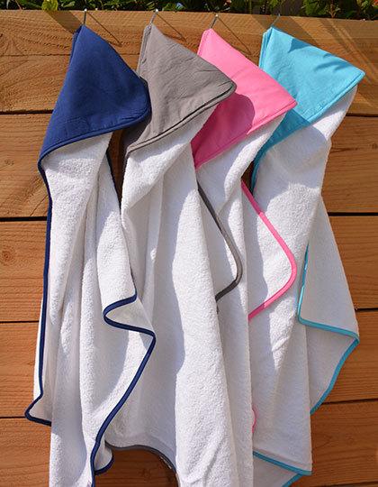 PRINT-Me® Baby Hooded Towel