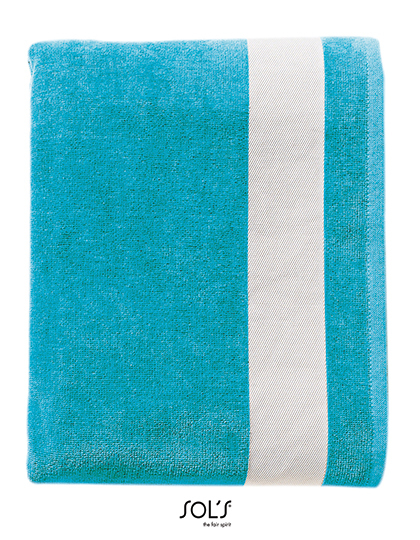 Beach Towel Lagoon