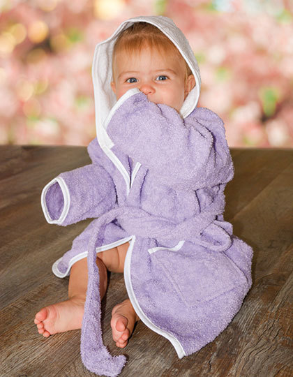 Babiezz® Bathrobe with Hood
